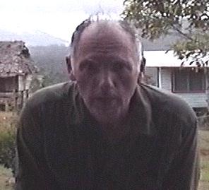 Jonathan D. Whitcomb on Umboi Island, PNG