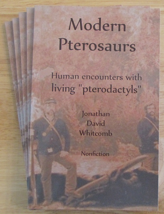 """Modern Pterosaurs"" nonfiction book by Whitcomb"
